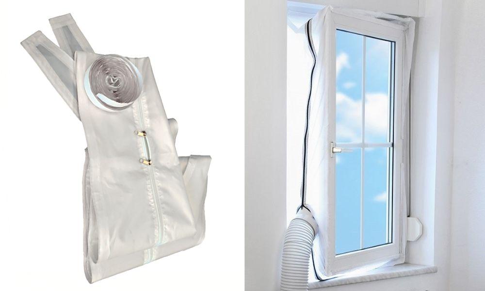 Okenní těsnění pro mobilní klimatizace