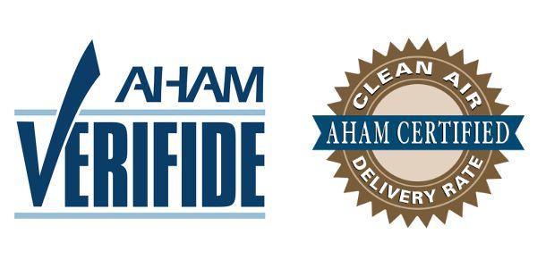 Logo a certifikát asociace AHAM
